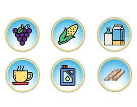 #114 for Icons for a Browser Game af nirajmangukiya