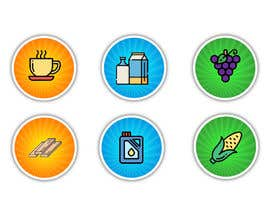 #120 for Icons for a Browser Game af nirajmangukiya