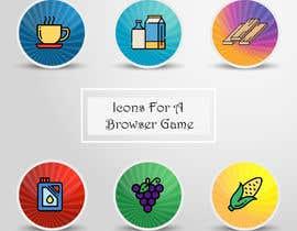 nº 143 pour Icons for a Browser Game par nirajmangukiya
