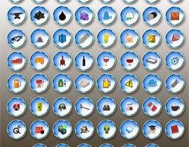 nº 118 pour Icons for a Browser Game par ARMANDOPANTOJA
