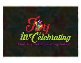#82 for Design a Logo - Joy In Celebrating by aminnaem13
