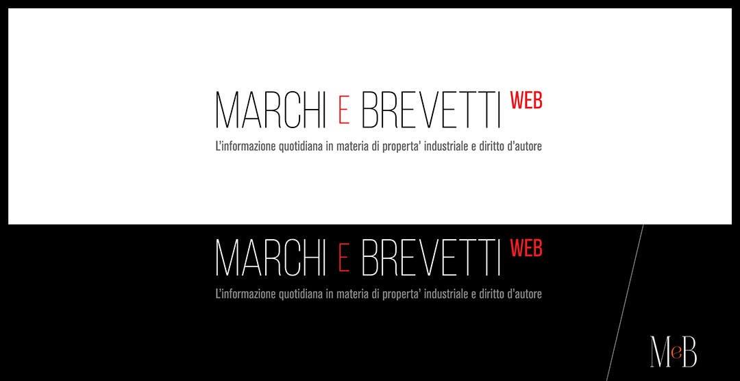 Penyertaan Peraduan #                                        3                                      untuk                                         Restyling logo Marchi e Brevetti web