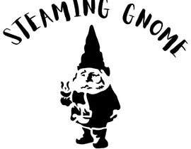 #4 for I am in need of a simple hand carved stamp type style logo. I only want black and white or white and black. I am interested in what a logo stamp design would look like with a circular boarder around a Gnome with Smoking above the gnome and Gnome below the by dorathlmnr