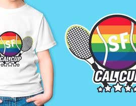 #38 for Design A T-shirt for our LGBT tennis team! af jamhdesing