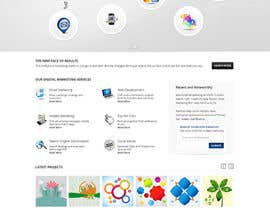 #33 for Website Design, Responsive, HTML5 by Pavithranmm