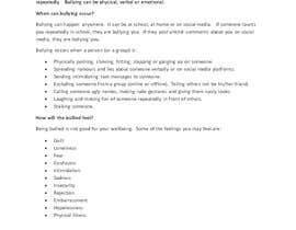 #30 para Article for School Students por Christineslim