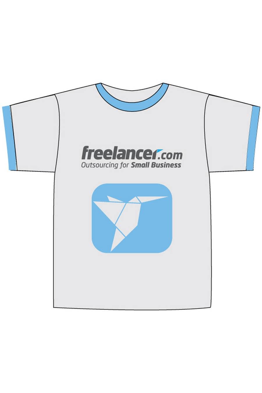 Contest Entry #3454 for T-shirt Design Contest for Freelancer.com