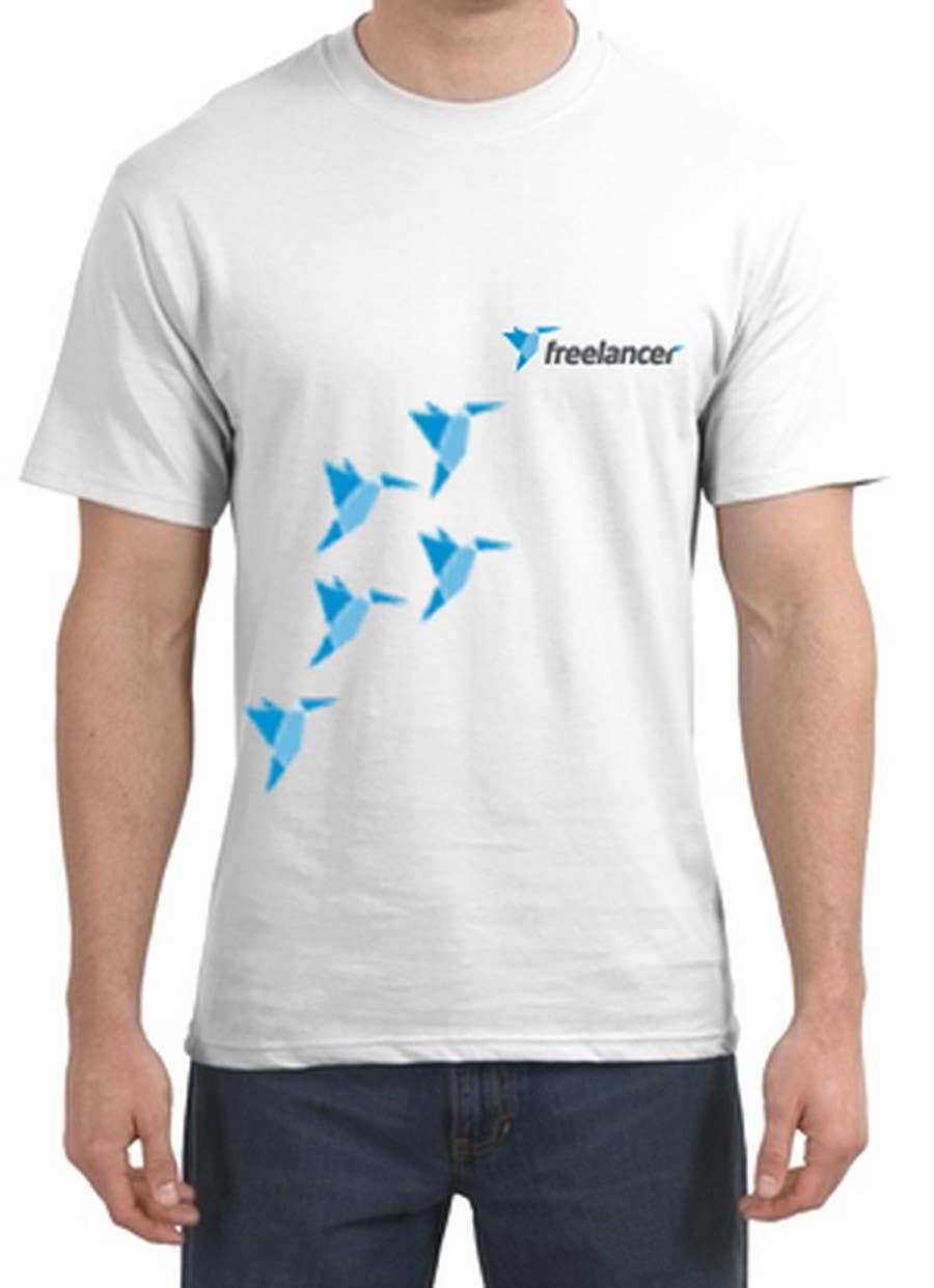 Contest Entry #3457 for T-shirt Design Contest for Freelancer.com