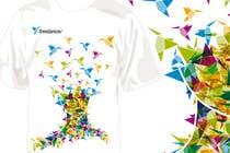 T-shirt Design Contest for Freelancer.com을(를) 위한 Graphic Design 콘테스트 항목 #4205