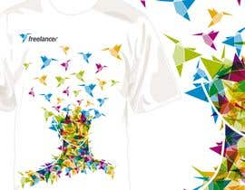 #4205 สำหรับ T-shirt Design Contest for Freelancer.com โดย andreamunita