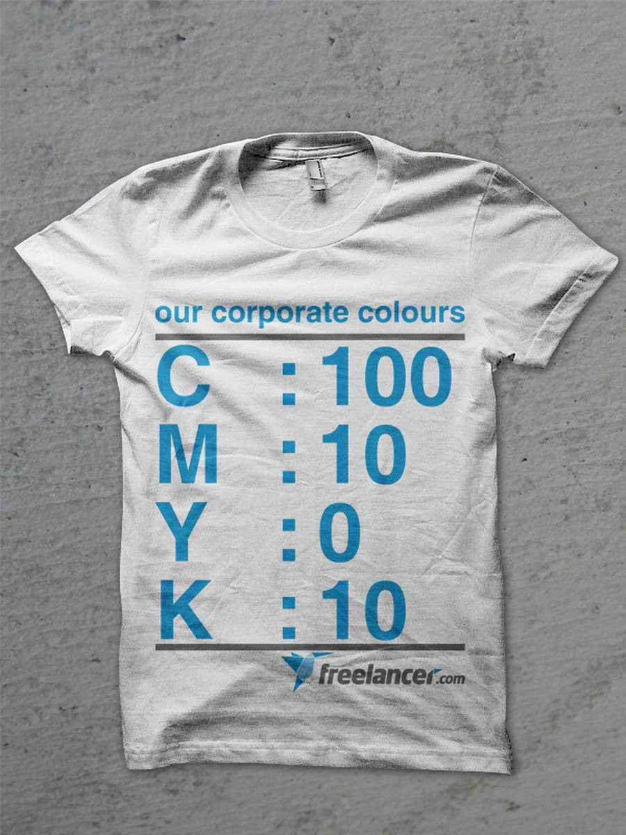 T-shirt Design Contest for Freelancer.com 콘테스트 응모작 #4002