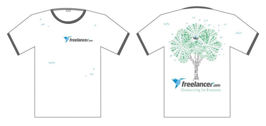 Contest Entry #                                        4780                                      for                                         T-shirt Design Contest for Freelancer.com