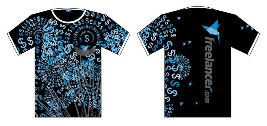Contest Entry #                                        4774                                      for                                         T-shirt Design Contest for Freelancer.com