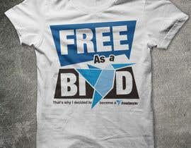 #4585 สำหรับ T-shirt Design Contest for Freelancer.com โดย edvans