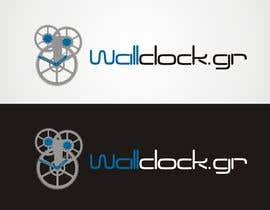#98 for Design Logo for Wall Clock Eshop af djamalidin