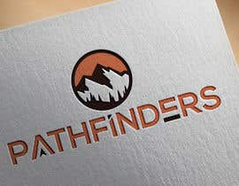 nº 42 pour PATHFINDERS - Mountain Retreat Compass Logo par brightrobel