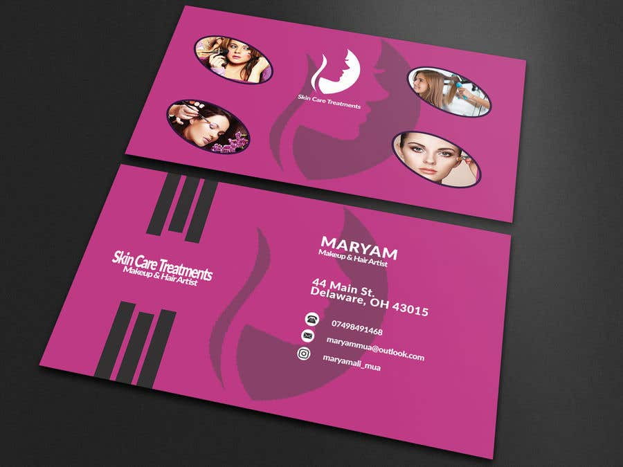 Contest Entry 31 For Business Card Design