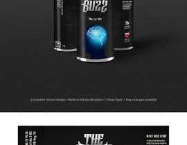 nº 1 pour Design E-Liquid/Vape Juice Gorilla Pastic Label Design par minimalwork