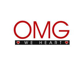 nº 153 pour Logo Design for new Company name: OMG We Heart.  Website: www.omgweheart.com par soniadhariwal