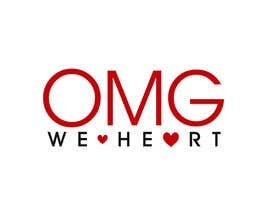 #158 for Logo Design for new Company name: OMG We Heart.  Website: www.omgweheart.com af soniadhariwal