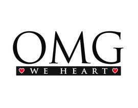 nº 199 pour Logo Design for new Company name: OMG We Heart.  Website: www.omgweheart.com par soniadhariwal