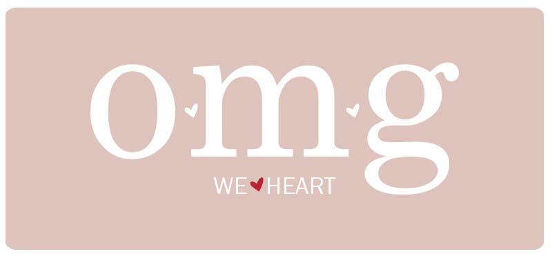 Kilpailutyö #163 kilpailussa Logo Design for new Company name: OMG We Heart.  Website: www.omgweheart.com