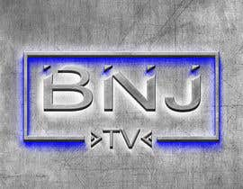 #24 untuk BNJ TV Logo Creation News Channel oleh aslamhossain96