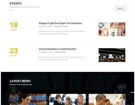 #26 for College Wordpress Website - Enrolment and payment plugin by waqarahmed23