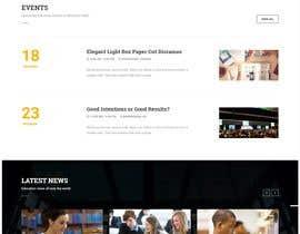 nº 26 pour College Wordpress Website - Enrolment and payment plugin par waqarahmed23