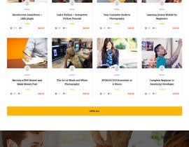 nº 29 pour College Wordpress Website - Enrolment and payment plugin par monowara9850