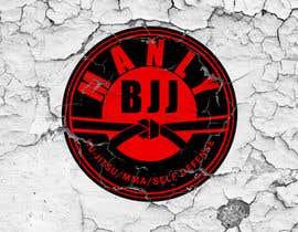 #27 für logo for JIU-JITSU club. von mirceabaciu