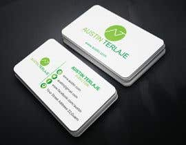 #588 for Business Cards & Personal Logo af saifulislam321