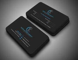 Nro 58 kilpailuun Build me a Business Card käyttäjältä abdulmonayem85
