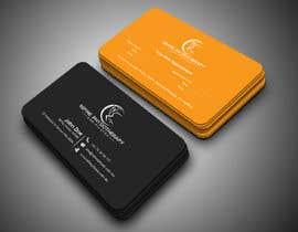 Nro 61 kilpailuun Build me a Business Card käyttäjältä abdulmonayem85