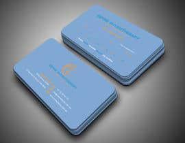 Nro 65 kilpailuun Build me a Business Card käyttäjältä abdulmonayem85