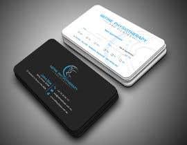 Nro 69 kilpailuun Build me a Business Card käyttäjältä abdulmonayem85
