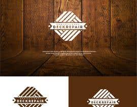 #102 para Professional Deck Repair logo de brandshills