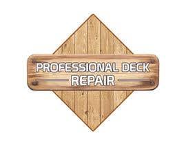 #56 para Professional Deck Repair logo de AymanebT