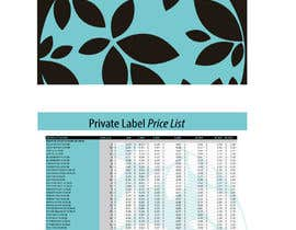 #8 untuk Need 2 Company Price List Brochures oleh noelcortes