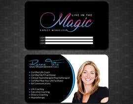 #20 for Design an amazing business card by papri802030