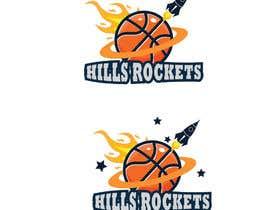 #63 for Logo for Children's Basketball Team Shirt by arryacreatives