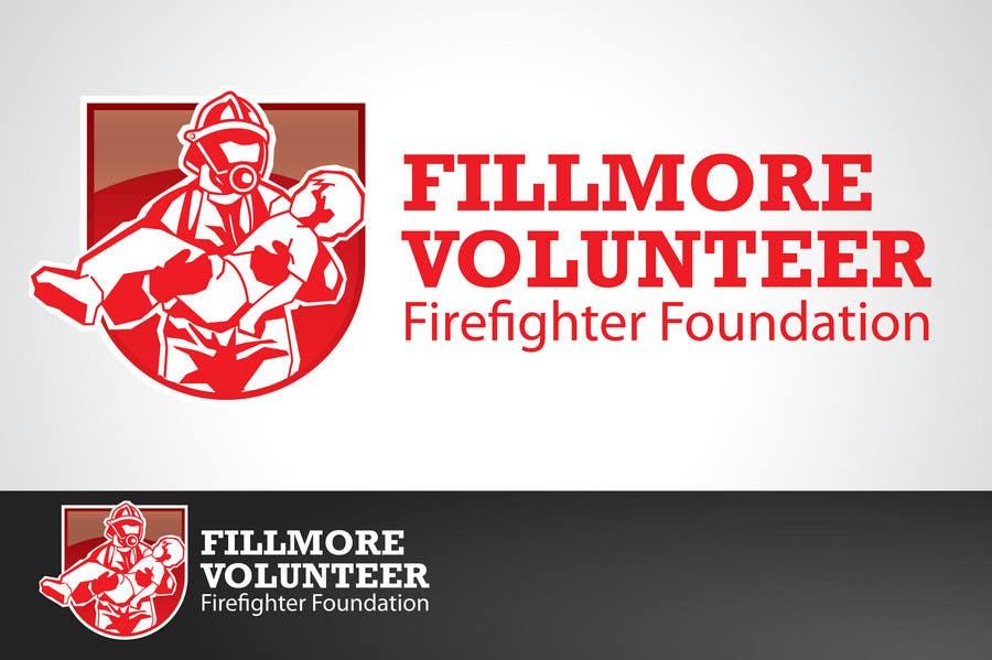 Konkurrenceindlæg #59 for Logo Design for Fillmore Volunteer Firefighter Foundation