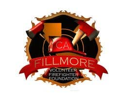 #64 untuk Logo Design for Fillmore Volunteer Firefighter Foundation oleh badradio83