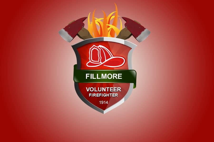 Konkurrenceindlæg #31 for Logo Design for Fillmore Volunteer Firefighter Foundation