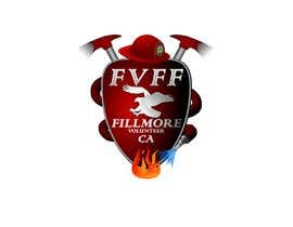 #109 dla Logo Design for Fillmore Volunteer Firefighter Foundation przez canilho