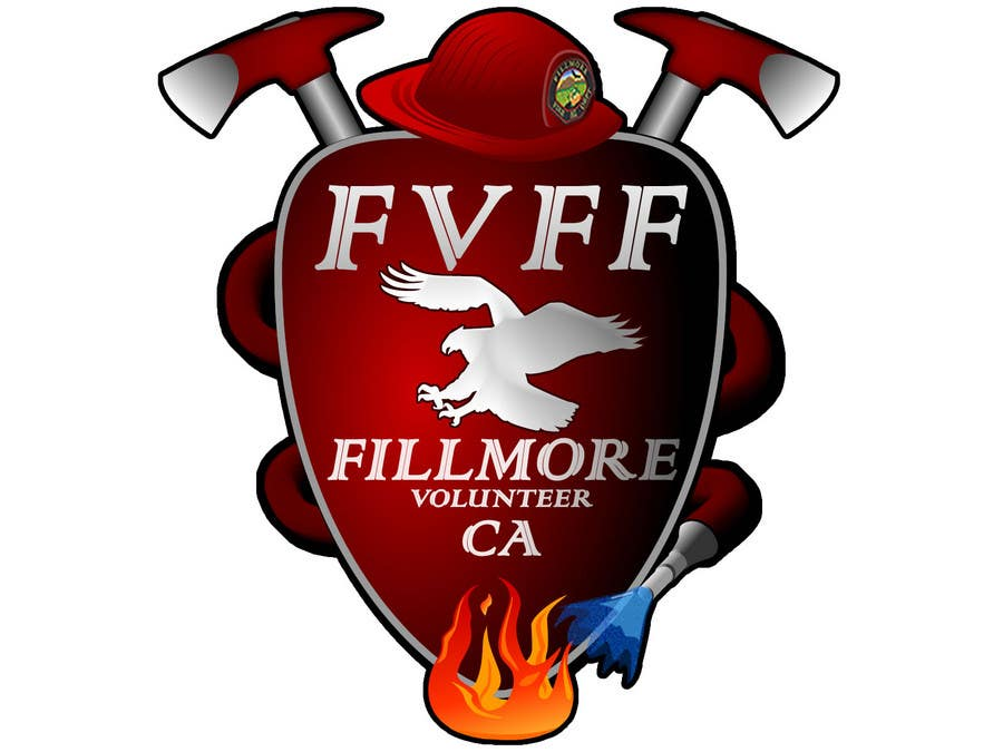 Konkurrenceindlæg #110 for Logo Design for Fillmore Volunteer Firefighter Foundation