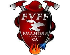 #110 dla Logo Design for Fillmore Volunteer Firefighter Foundation przez canilho