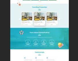 #2 for Build homepage af Kawsarahmed1996