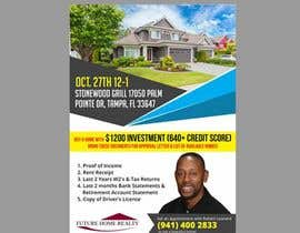 #1 for 2 pages /flyers for 2 Home Seminar events, Oct 27th Stonewood Grill, & Oct. 6th Total Wine & Spirits by maidang34