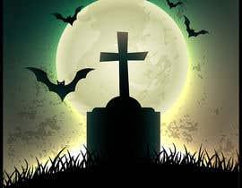 Nro 4 kilpailuun Design a Flyer for Halloween Sponsorships käyttäjältä ahu4